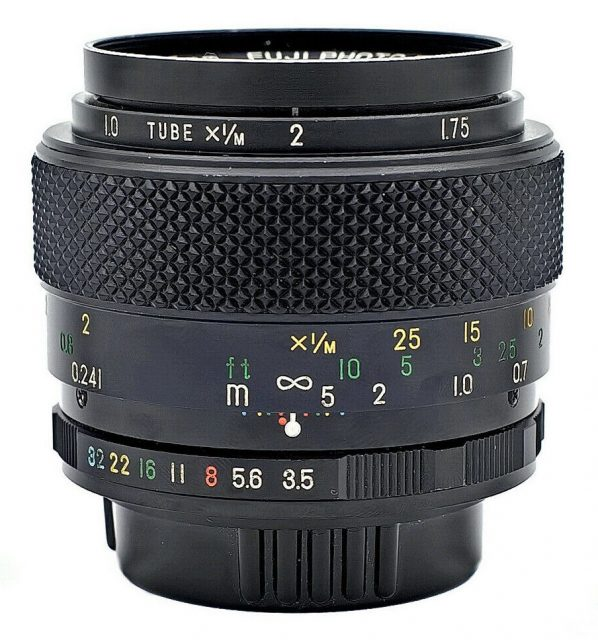 Fuji Photo Film EBC Fujinon 55mm F/3.5 Macro