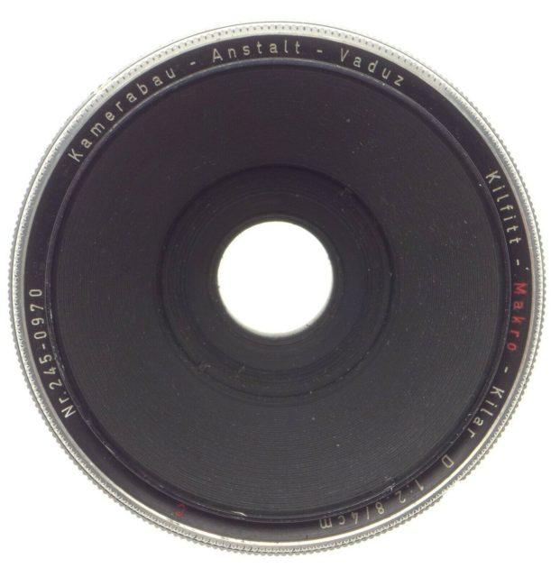 Heinz Kilfitt Munchen Makro-Kilar D 40mm F/2.8