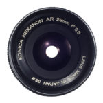 Konica Hexanon AR 28mm F/3.5