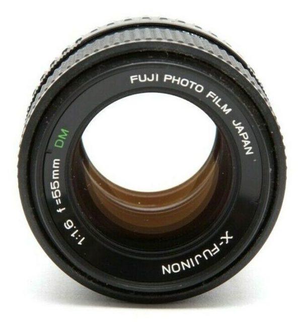 Fuji Photo Film X-Fujinon 55mm F/1.6 DM