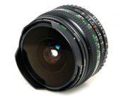 Fuji Photo Film EBC X-Fujinon 16mm F/2.8 DM Fisheye