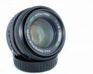 Fuji (EBC) X-Fujinon 50mm F/1.6 DM (Porst, Porst UMC)