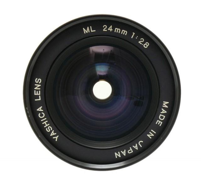 Yashica ML 24mm F/2.8