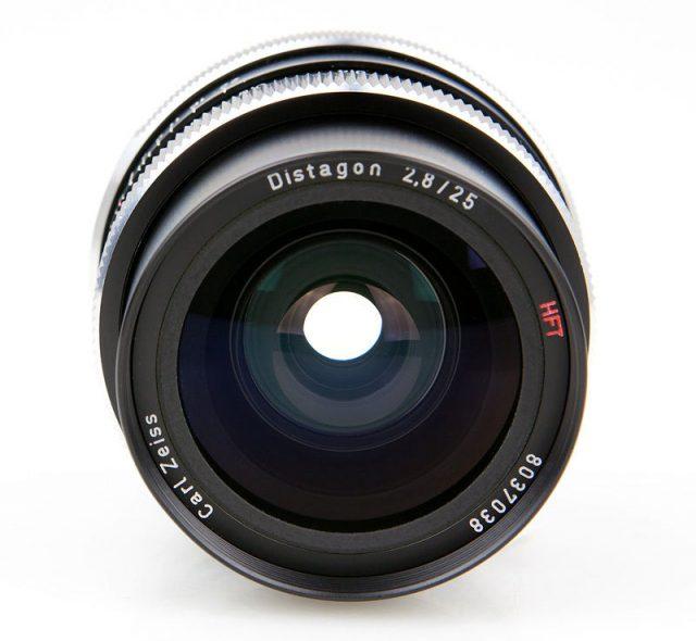 Carl Zeiss Distagon (HFT) 25mm F/2.8 (Rollei-HFT, Voigtlander Color-Skoparex)
