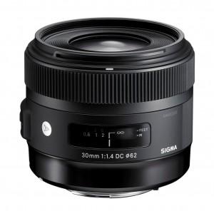 Sigma 30mm F/1.4 DC HSM | A