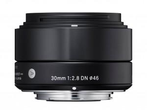 Sigma 30mm F/2.8 DN | A