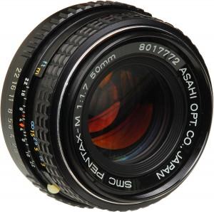 smc Pentax-M 50mm F/1.7