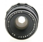 Auto Mamiya/Sekor SX 50mm F/2