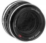 Carl Zeiss Sonnar HFT 85mm F/2.8 (Opton, Rollei-HFT, Voigtlander Color-Dynarex)