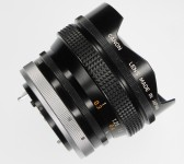 Canon FD 15mm F/2.8 S.S.C. Fisheye