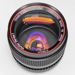 Vivitar Series 1 55mm F/1.2 VMC