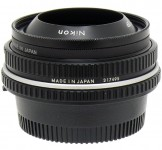 Nikon AI Nikkor 45mm F/2.8P
