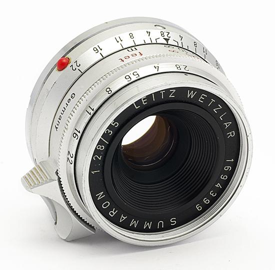 Leitz Wetzlar Summaron 35mm F/2.8