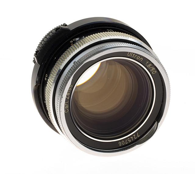 Carl Zeiss Ultron 50mm F/1.8