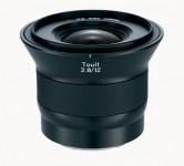 Carl Zeiss Touit Distagon T* 12mm F/2.8
