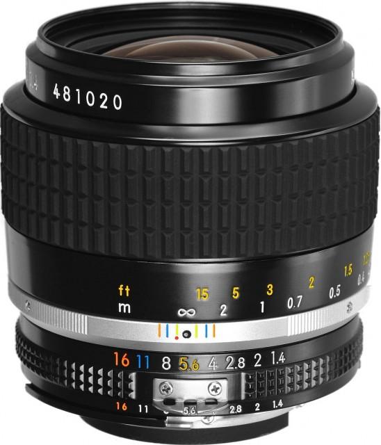 Nikon AI-S Nikkor 35mm F/1.4