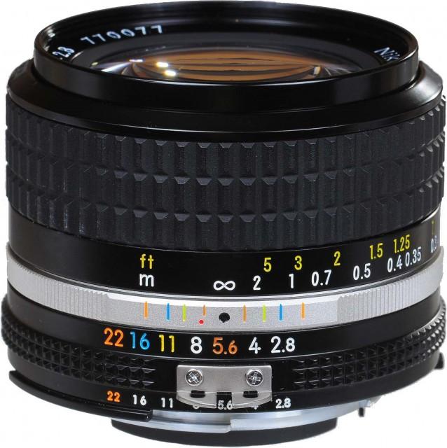 Nikon AI-S Nikkor 24mm F/2.8