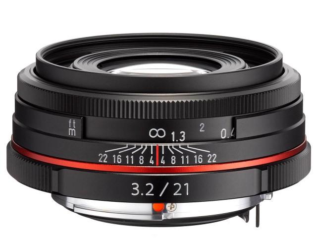 HD Pentax-DA 21mm F/3.2 AL Limited