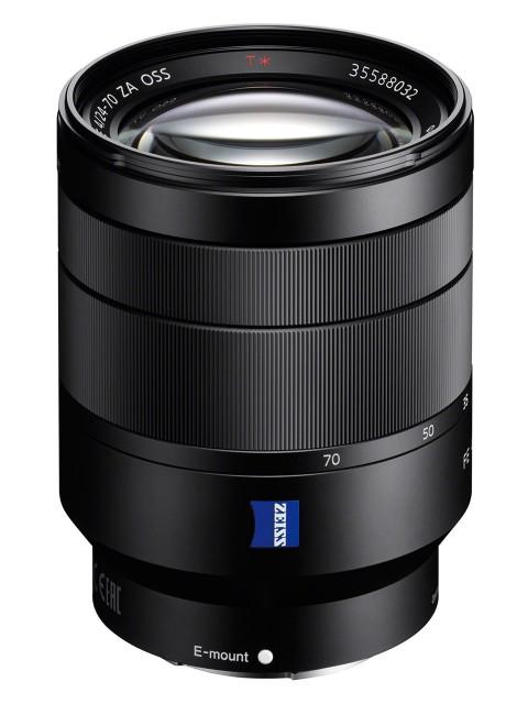 Sony FE ZEISS Vario-Tessar T* 24-70mm F/4 ZA OSS (SEL2470Z)