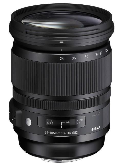 Sigma 24-105mm F/4 DG (OS) HSM | A