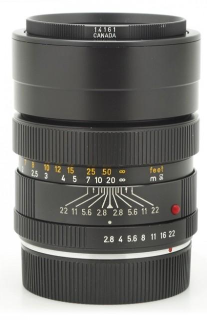 Leitz Wetzlar (Leitz Canada) Elmarit-R 90mm F/2.8