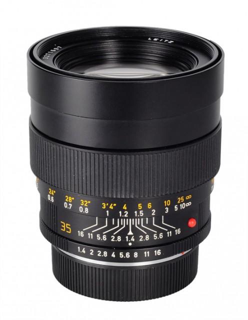 Leica Summilux-R 35mm F/1.4
