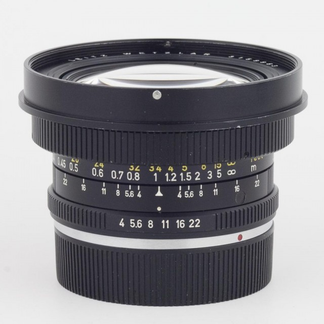 Leitz Wetzlar Super-Angulon-R 21mm F/4