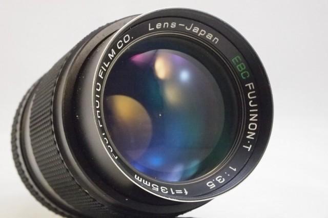 Fuji Photo Film EBC Fujinon·T 135mm F/3.5