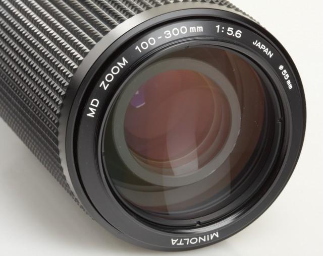Minolta MD Zoom 100-300mm F/5.6