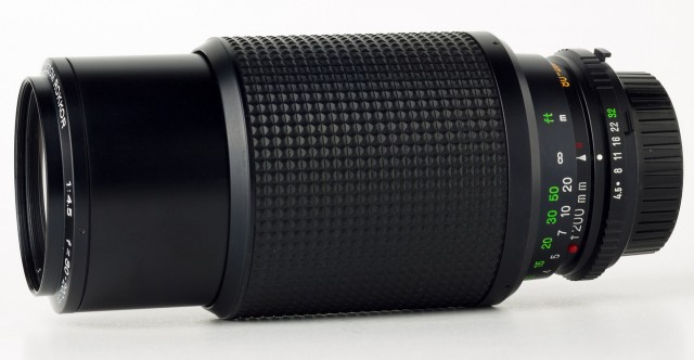 Minolta MD Zoom Rokkor(-X) 80-200mm F/4.5