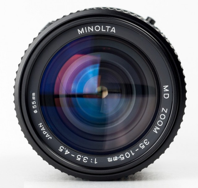 Minolta MD Zoom 35-105mm F/3.5-4.5