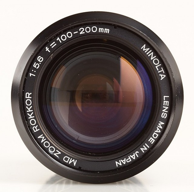 Minolta MD Zoom Rokkor(-X) 100-200mm F/5.6