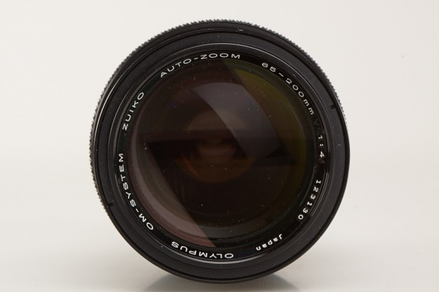 Olympus OM Zuiko Auto-Zoom 65-200mm F/4