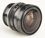 Minolta UW.Rokkor-PG 18mm F/9.5