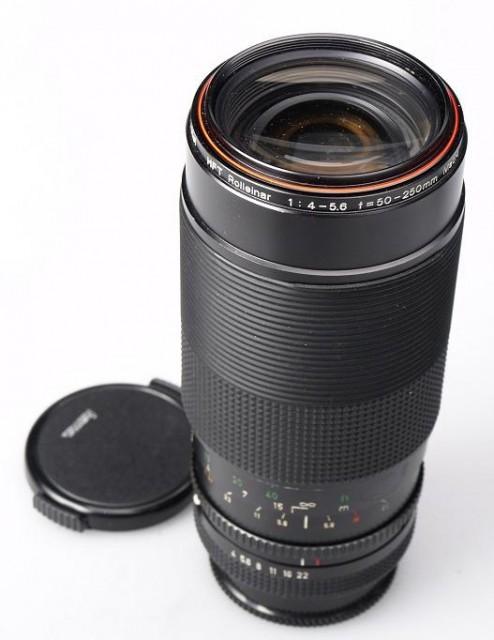 HFT-Rolleinar 50-250mm F/4-5.6 Macro (Tokina AT-X)