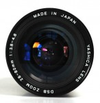 Yashica DSB 28-80mm F/3.8-4.8