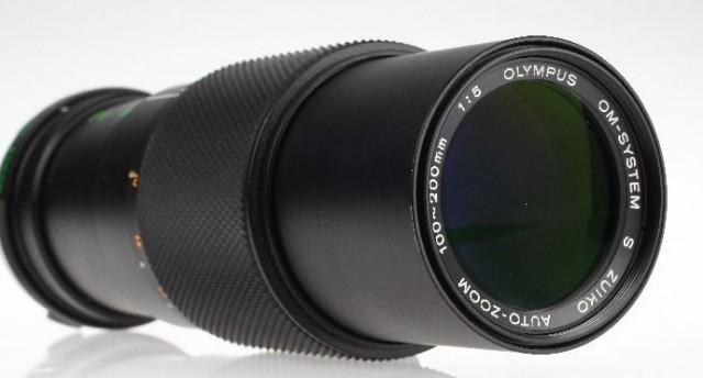 Olympus OM S Zuiko Auto-Zoom 100-200mm F/5