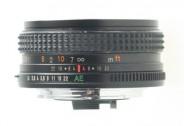 Konica Hexanon AR 40mm F/1.8