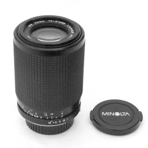 Minolta MD Zoom 70-210mm F/4.5-5.6