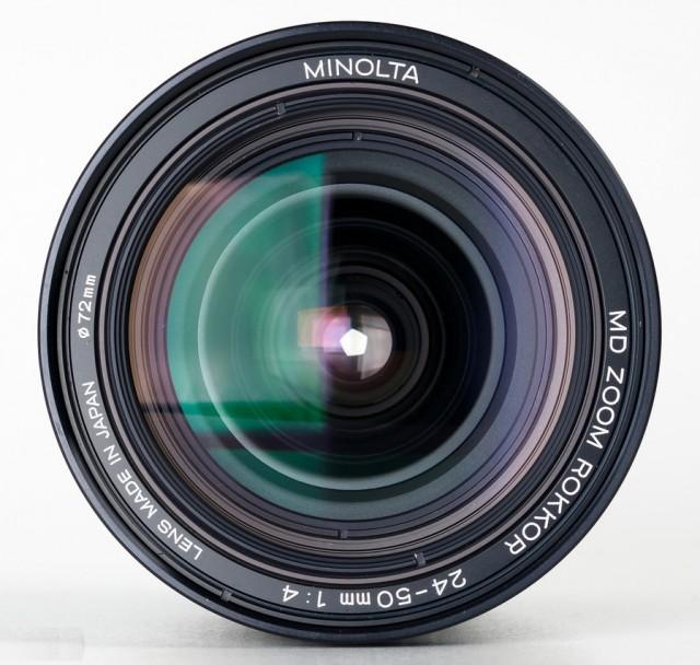 Minolta MD Zoom Rokkor(-X) 24-50mm F/4