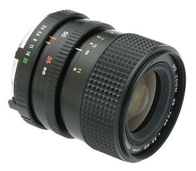 Minolta MD Zoom 35-70mm F/3.5-4.8