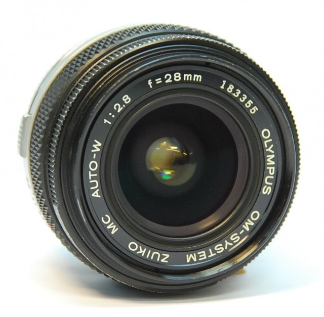 Olympus OM Zuiko (MC) Auto-W 28mm F/2.8