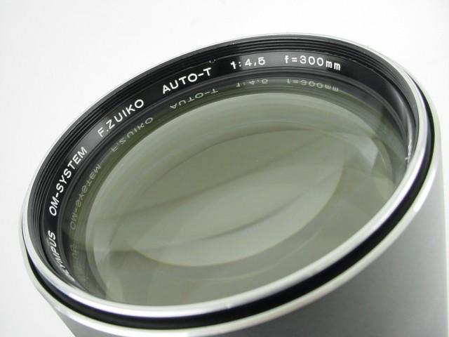 Olympus OM F.Zuiko (MC) Auto-T 300mm F/4.5