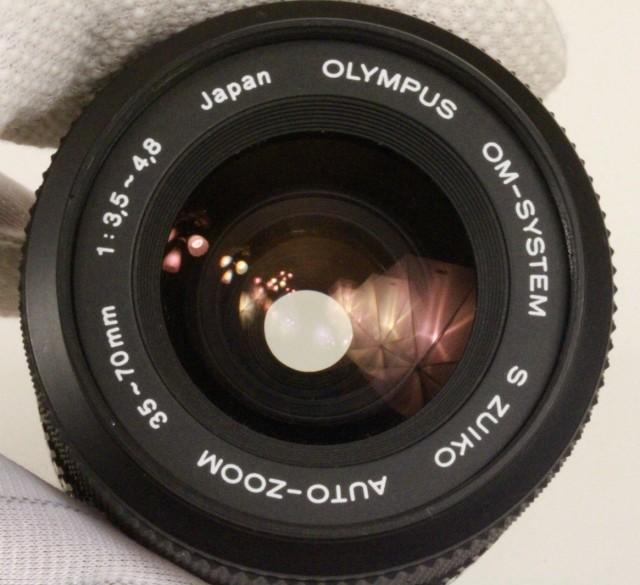 Olympus OM S Zuiko Auto-Zoom 35-70mm F/3.5-4.8