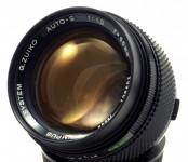 Olympus OM G.Zuiko Auto-S 55mm F/1.2
