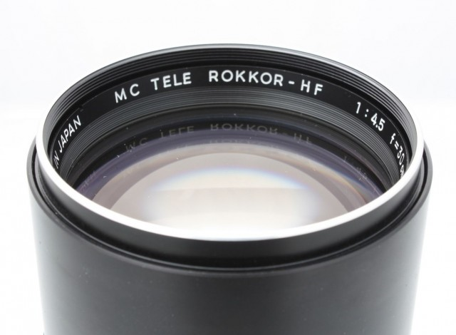 Minolta MC Tele Rokkor-HF 300mm F/4.5