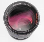 Carl Zeiss Sonnar HFT 135mm F/2.8 (Rollei-HFT, Voigtlander Color-Dynarex)
