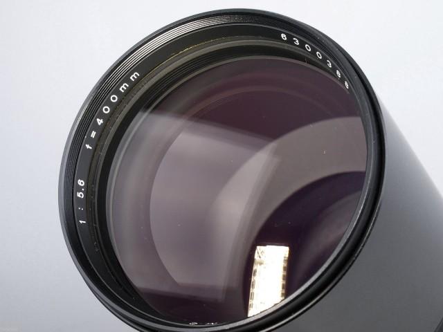 Rolleinar-MC 400mm F/5.6 (RMC Tokina, Voigtlander Color-Dynarex AR)