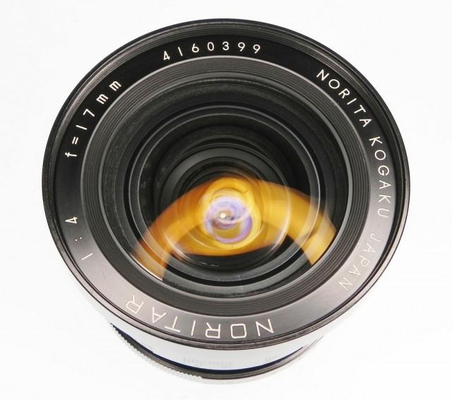 Norita Kogaku Noritar 17mm F/4