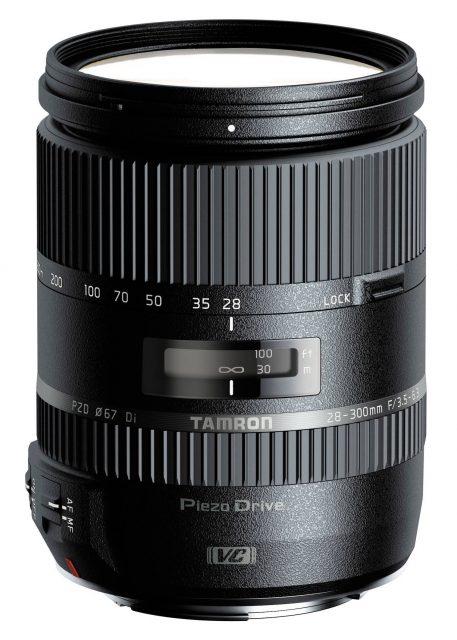 Tamron 28-300mm F/3.5-6.3 Di VC PZD A010